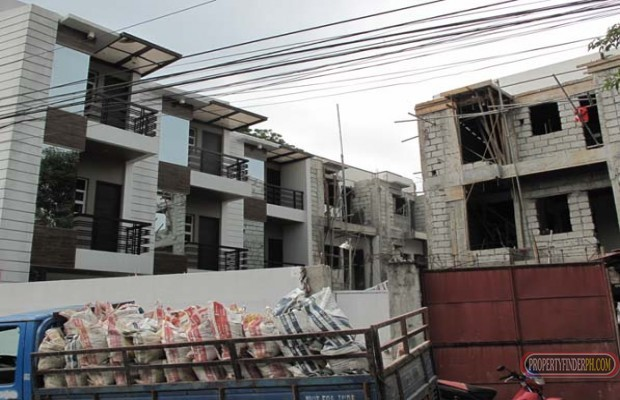 Photo #2 Townhouse for rent in Metro Manila, Quezon City