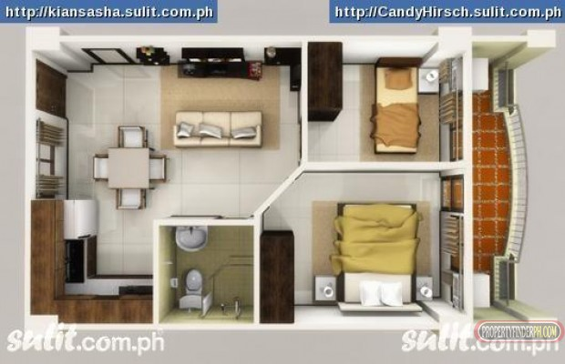Photo #4 Condominium for sale in Davao del Sur, Davao City