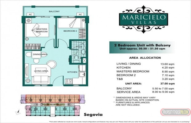 Photo #4 Condominium for sale in Metro Manila, Las Piñas