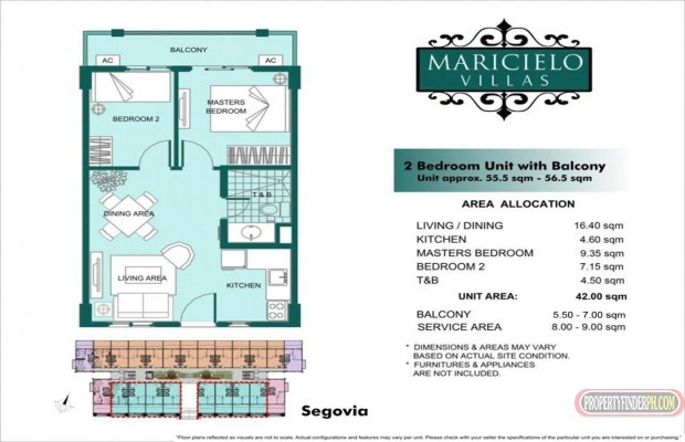 Photo #2 Condominium for sale in Metro Manila, Las Piñas