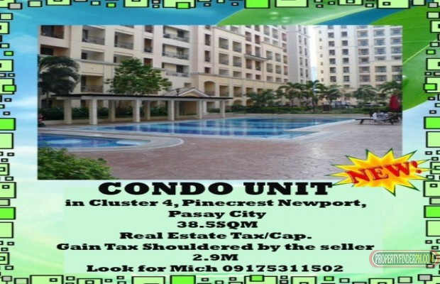 Photo #3 Condominium for rent in Metro Manila, Parañaque
