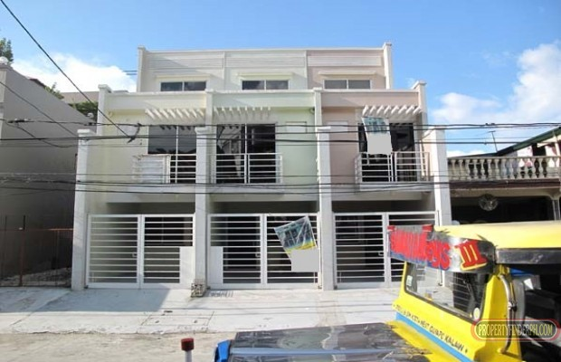 Photo #1 Townhouse for sale in Metro Manila, Quezon City