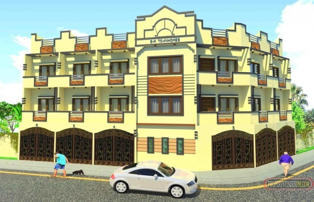 Photo #2 Townhouse for sale in Metro Manila, Manila