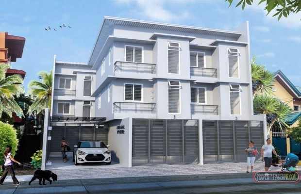 Photo #5 Townhouse for sale in Metro Manila, Mandaluyong