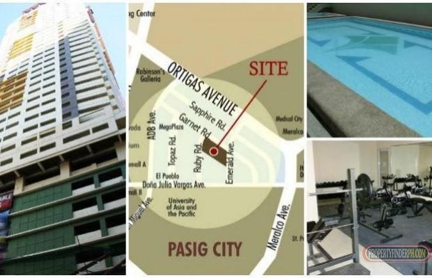 Photo #4 Condominium for rent in Metro Manila, Pasig