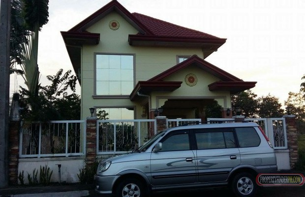 Photo #1 House and Lot for sale in Pampanga, San Fernando City