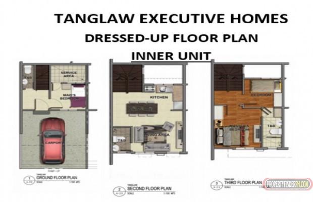 Photo #2 Townhouse for sale in Metro Manila, Mandaluyong