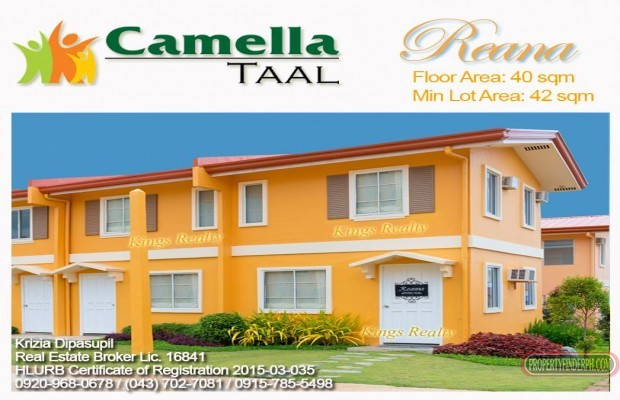 Photo #1 House and Lot for sale in Batangas, Taal