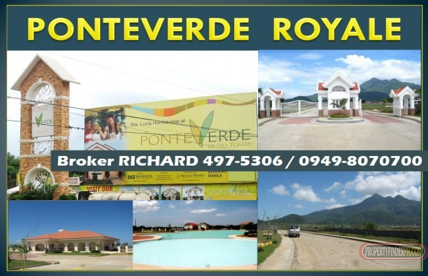 Photo #1 Residential Land for sale in Batangas, Santo Tomas