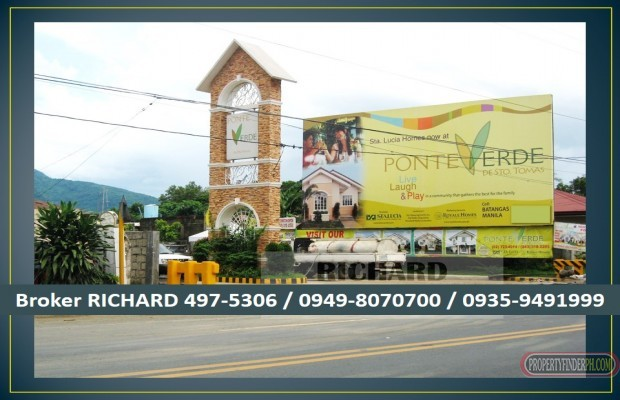 Photo #2 Residential Land for sale in Batangas, Santo Tomas