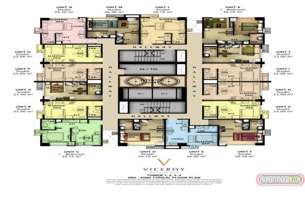 Photo #7 Condominium for sale in Metro Manila, Taguig