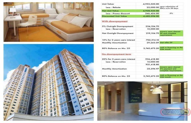 Photo #3 Condominium for sale in Metro Manila, Mandaluyong