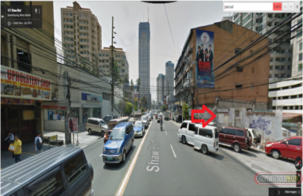 Photo #1 Commercial Land for sale in Metro Manila, Mandaluyong