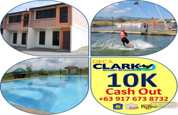 Photo #1 House and Lot for sale in Pampanga, Angeles City
