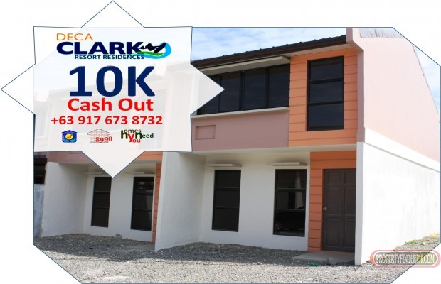 Photo #2 House and Lot for sale in Pampanga, Angeles City