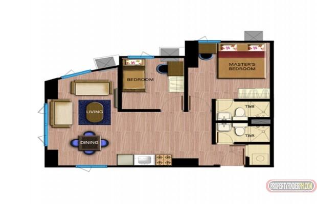 Photo #9 Condominium for sale in Metro Manila, Muntinlupa