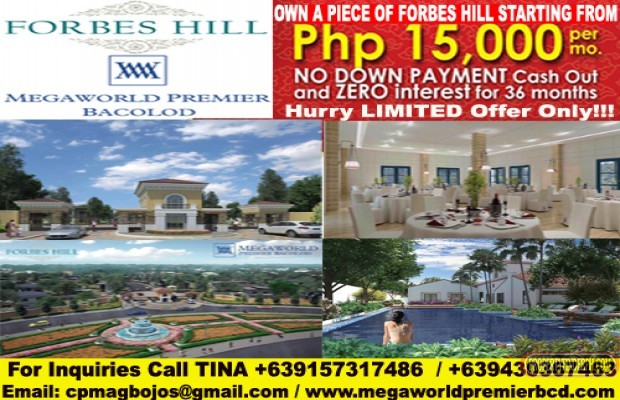 Photo #1 House and Lot for sale in Negros Occidental, Bacolod City