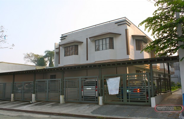 Photo #1 Townhouse for rent in Metro Manila, Parañaque