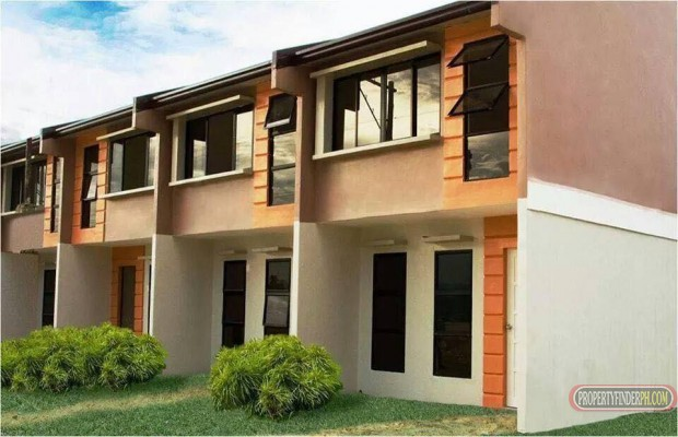 Photo #1 Townhouse for sale in Pampanga, Angeles City