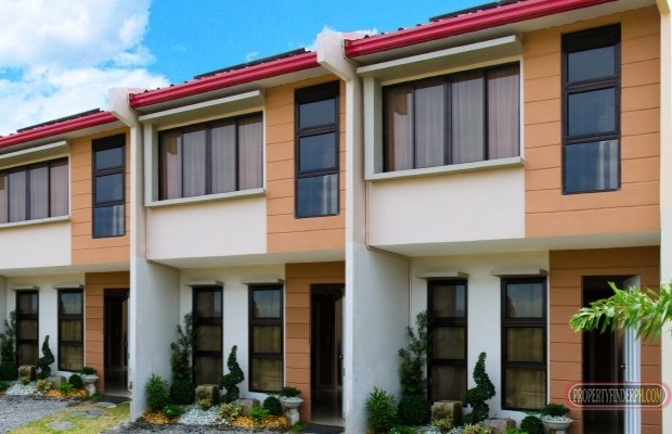 Photo #3 Townhouse for sale in Pampanga, Angeles City