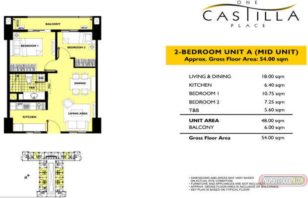 Photo #7 Condominium for rent in Metro Manila, San Juan