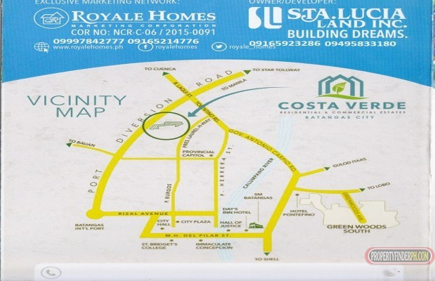 Photo #6 Residential Land for sale in Batangas, Batangas City