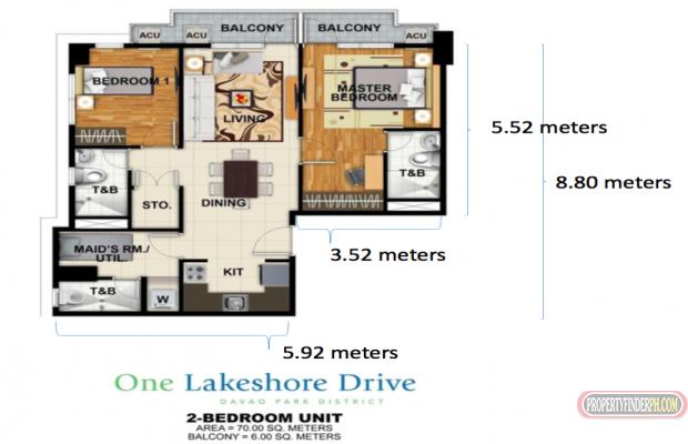 Photo #1 Condominium for sale in Davao del Sur, Davao City