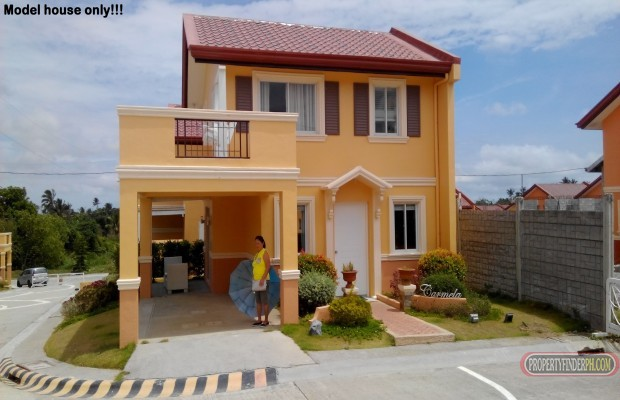 Photo #1 House and Lot for sale in Laguna, Cabuyao