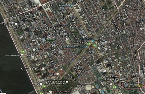 Photo #2 Commercial Land for sale in Metro Manila, Manila