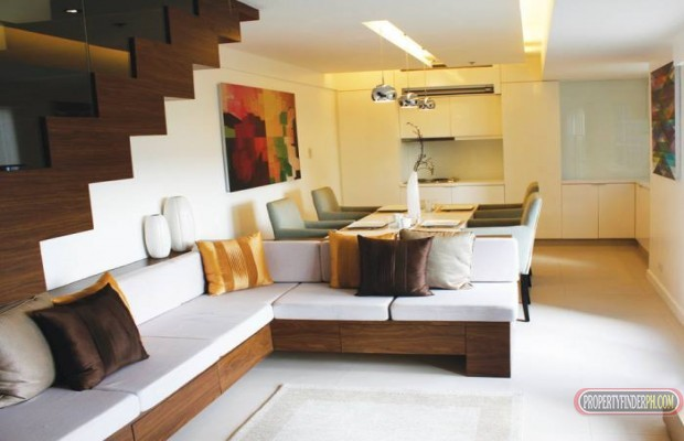 Photo #1 Apartment for sale in Metro Manila, Taguig