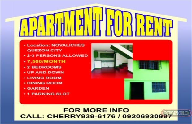 Photo #3 Apartment for rent in Metro Manila, Quezon City