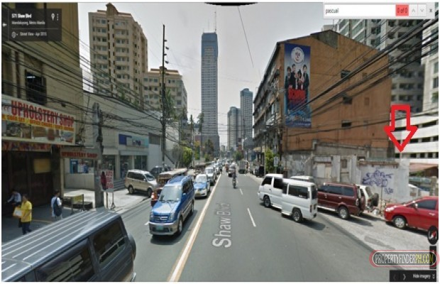 Photo #2 Commercial Land for sale in Metro Manila, Mandaluyong