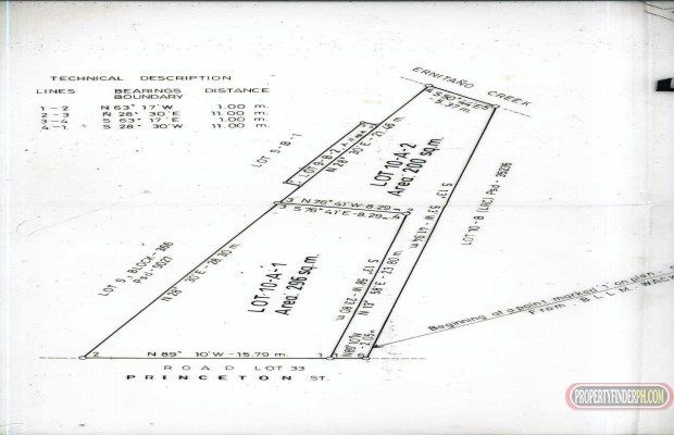 Photo #3 Commercial Land for sale in Metro Manila, Mandaluyong