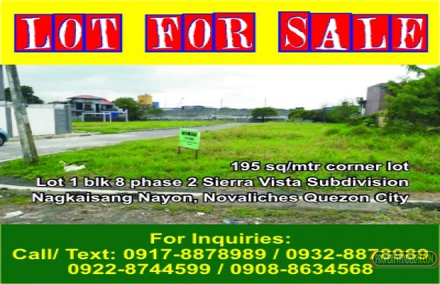 Photo #1 Commercial Land for sale in Metro Manila, Quezon City