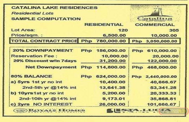Photo #4 Residential Land for sale in Batangas, Bauan