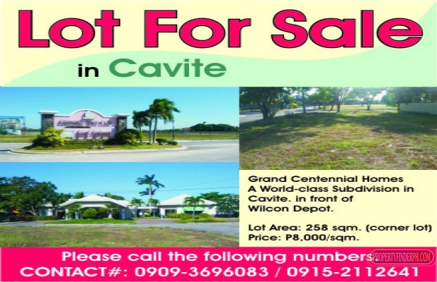 Photo #1 Residential Land for sale in Cavite, Kawit
