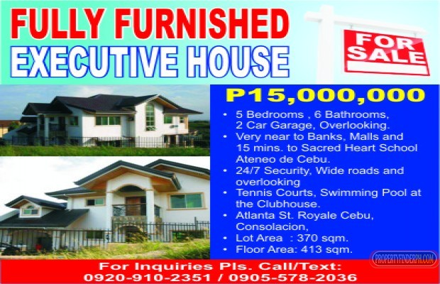 Photo #1 House and Lot for sale in Cebu, Consolacion