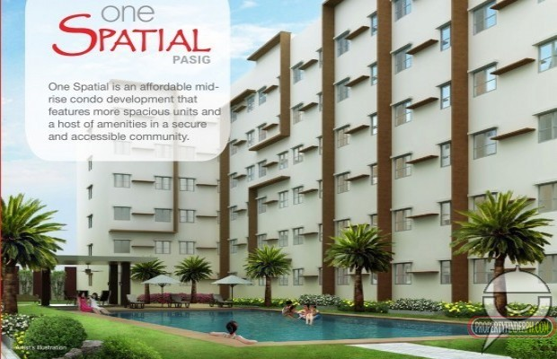 Photo #1 Condominium for sale in Metro Manila, Pasig