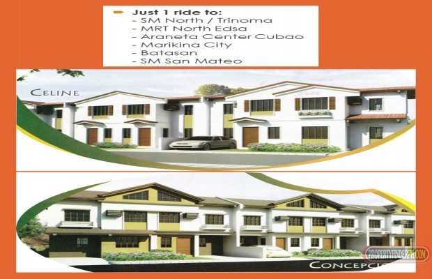 Photo #3 Townhouse for sale in Rizal, Rodriguez