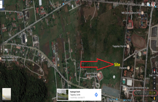 Photo #1 Commercial Land for sale in Cavite, Tagaytay City
