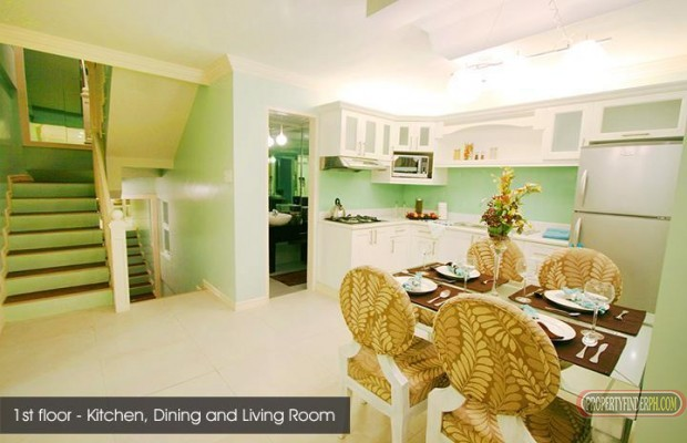Photo #6 Townhouse for sale in Metro Manila, Makati