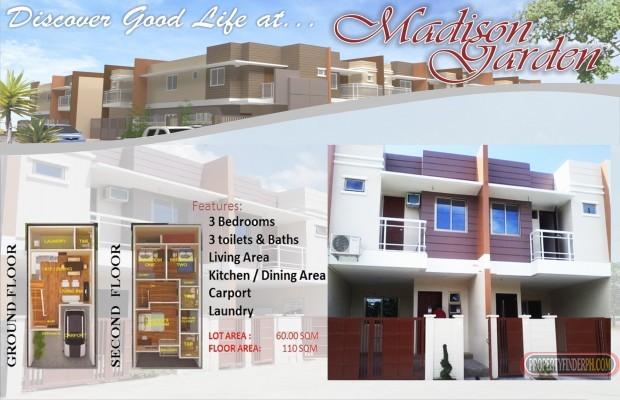Photo #10 Townhouse for sale in Pampanga, San Fernando City