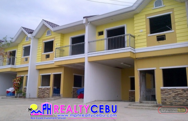 Photo #2 Townhouse for sale in Cebu, Talisay City
