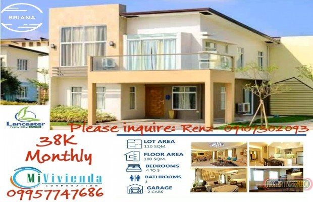 Photo #1 House and Lot for rent in Cavite, Imus