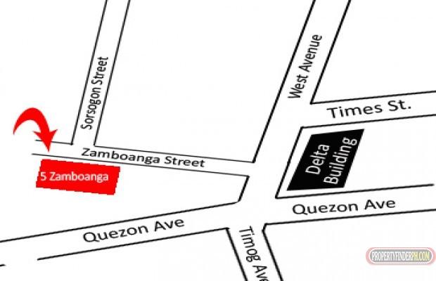 Photo #2 Commercial Land for sale in Metro Manila, Quezon City