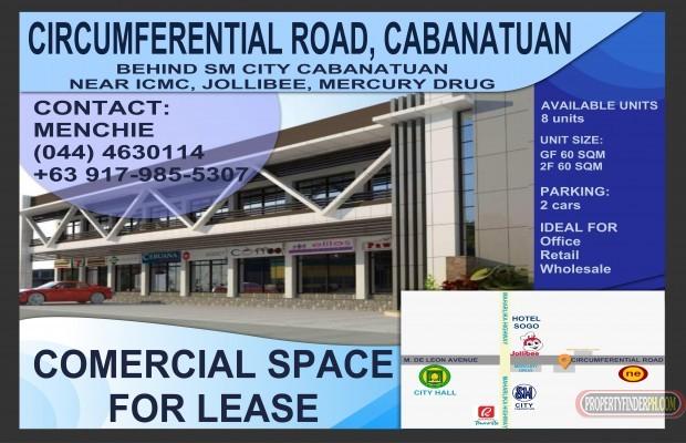 Photo #1 Retail Space for rent in Nueva Ecija, Cabanatuan City