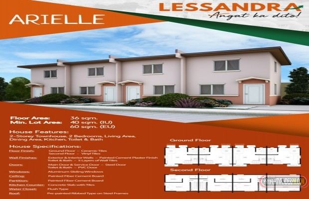 Photo #4 House and Lot for sale in Laguna, San Pablo City