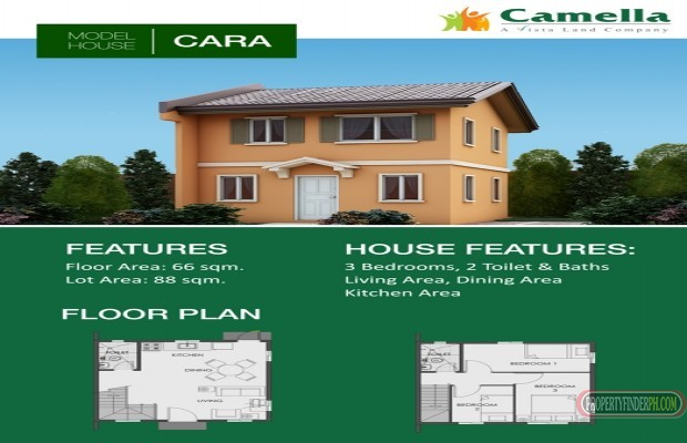 Photo #5 House and Lot for sale in Laguna, San Pablo City
