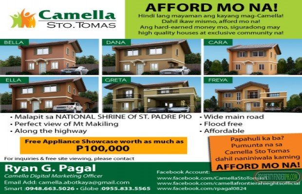 Photo #2 House and Lot for sale in Laguna, San Pablo City