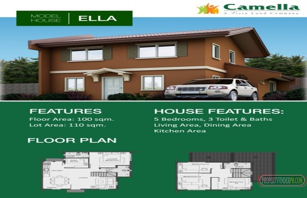 Photo #7 House and Lot for sale in Laguna, San Pablo City
